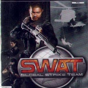 SWAT GLOBAL STRIKE TEAM - PS2