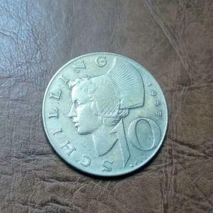 Ασημένιο νόμισμα Αυστρίας