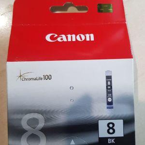 Μελάνι Canon CLI-8BΚ Black 0620B001
