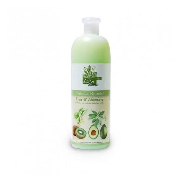 sampouan skilou Perfection Naturelle Eco Kiwi & avokanto 750ml