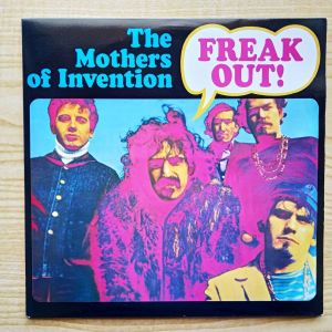 FRANK ZAPPA & THE MOTHERS OF INVENTION - Freak Out! (1966)  2πλος Δισκος Βινυλιου Psychedelic Rock,