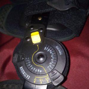 Ναρθηκας Μηροκνημικος με Γωνιομετρο