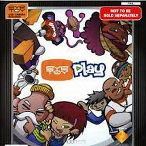 EYE TOY PLAY - PS2
