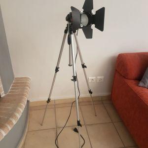 τρίποδο φως λάμψης για στούντιο