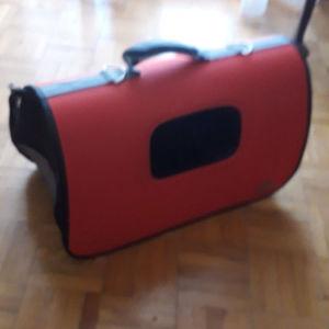 τσάντα κλουβακι βαλιτσα μεταφοράς κατοικίδιων γάτα σκυλος pet interest
