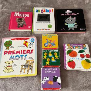 βιβλια Γαλλικών για μωρά 1-3 ετών