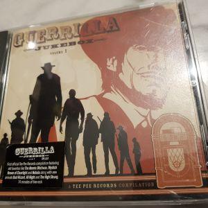 "VARIOUS – ""Guerrilla jukebox vol.1"" (Tee Pee) stoner/doom/heavy metal"