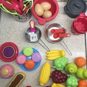 Αξεσουάρ παιδικής κουζίνας