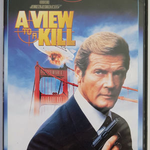 A VIEW TO A KILL - JAMES BOND 007