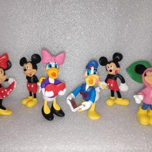 6 Φιγουρες Disney Mickey and Friends