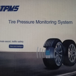 TPMS (ασύρματος μετρητής πίεσης ελαστικών) μοτοσυκλέτας
