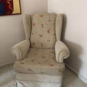 πωλείται πολυθρόνα σε άριστη κατάσταση