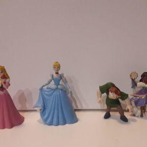 Disney φιγούρες ~ 10cm