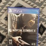 PS4 PRO 1TB,1 controller in blue camo,3 PS4 games(FIFA 18,Mortal Kombat X,Watch Dogs Complete Edition)