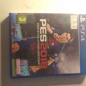 PES 2018 για PlayStation 4