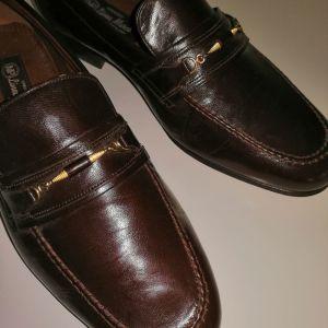 Γυναικεία παπούτσια 41 νούμερο δέρμα
