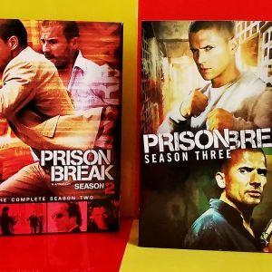 PRISON BREAK SEASON 2-3 (Ελληνικοί υπότιτλοι)