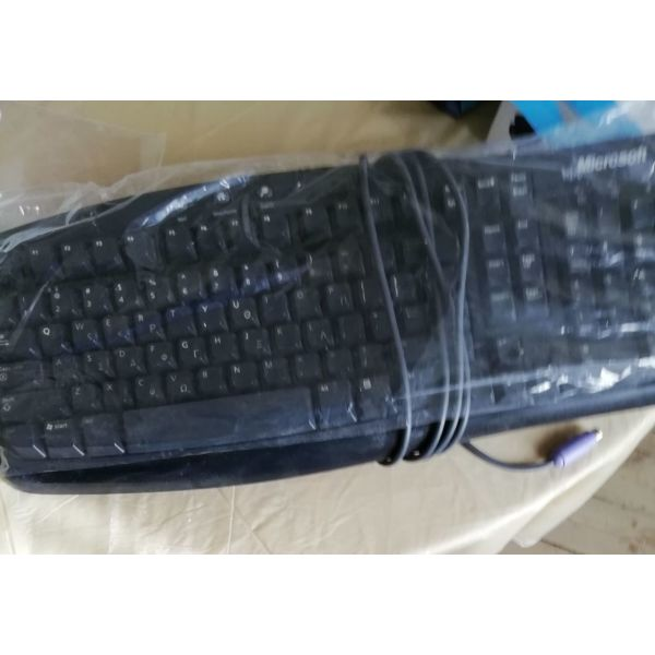 pliktrologio Microsoft basic keyboard v 1.0A