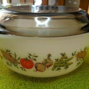 Arcopal Pyrex Γυαλινο Σκευος Vintage