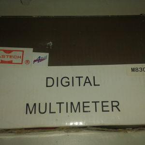 Πολύμετρο Ψηφιακό Basic με Trans MASTECH M830B