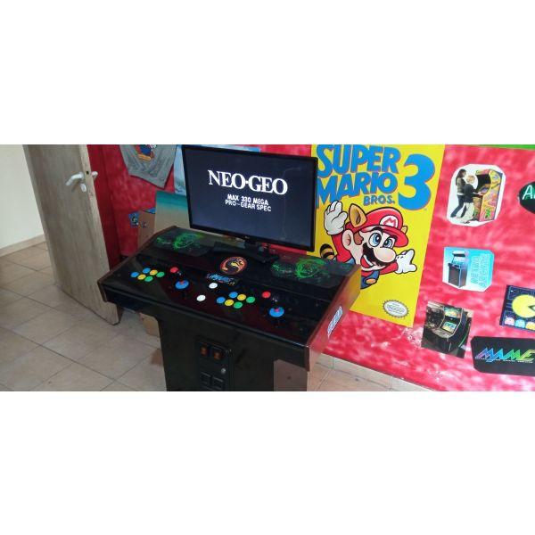 Arcade konsola gia 2 pechtes - 9.500 pechnidia