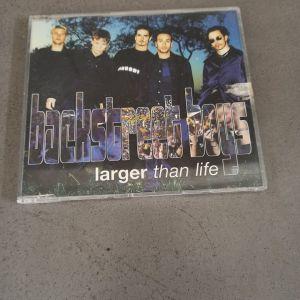Backstreet Boys - Larger Than Life [CD Single]