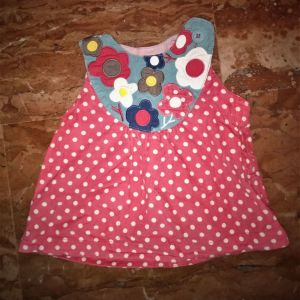 Baby Boden κοτλέ φόρεμα 0-12 μηνών