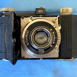 Kodak Retina 1 Type 119 Folding Camera Retina-Xenar f:3.5 F=5cm