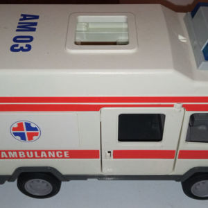Playmobil ασθενοφόρο 1994 και πυροσβεστικό 1996