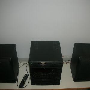 Ηχοσύστημα Sony