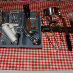 Διαφορα Εργαλεία Κουζίνας