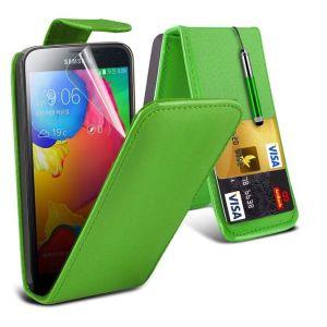 Flip Θήκη Πορτοφόλι Μαγνητική δερματίνη για Lumia 800