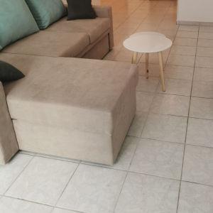 Καναπές γωνία 2.30*160*0.90