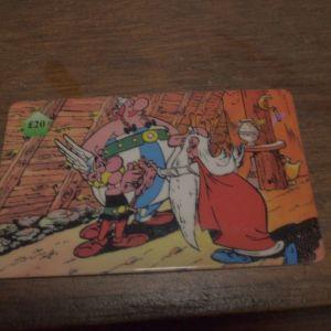 Asterix Phone Card