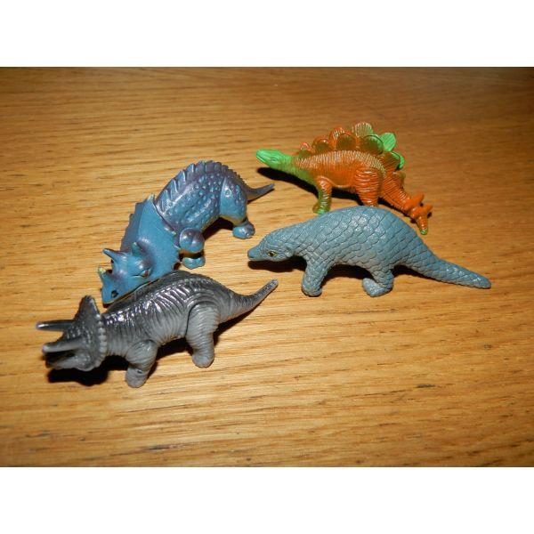 figoures mikres dinosavri