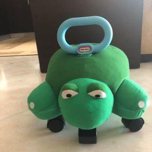 Ποδοκίνητη χελώνα little tikes