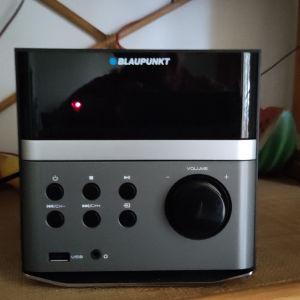 ΒLAUPUNKT Μicro system MS7BT με Bluetooth/ CD/ USB 30W.