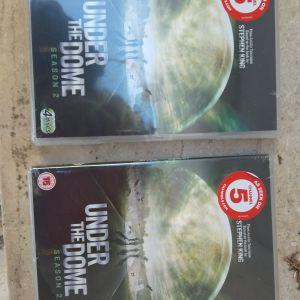40 DVD με κινηματογραφικές, ξενόγλωσσες ταινίες, απαιχτες