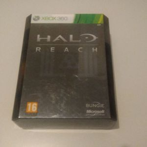 HALO Reach limited collector's edition ( complete ) για το XBOX360