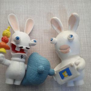 Φιγούρες Rabbits 6 εκατοστά