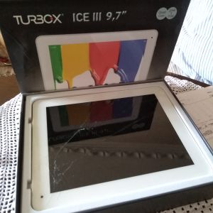 """Tablet TurboX Ice III 9,7"""" - Νέα τιμη"""