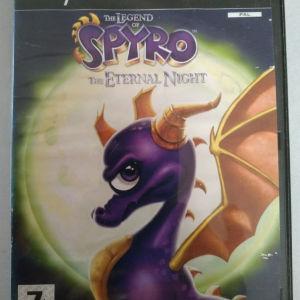 SPYRO:The EternalNight(USED)PlayStation 2.