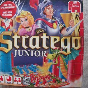 STRATEGO JUNIOR-JUMBO TOYS