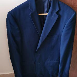 Ανδρικο κοστούμι μπλε