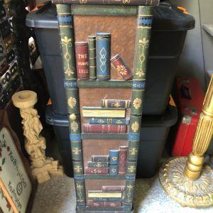 ξυλινη ραφιερα βιβλια