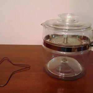 Καφετιέρα - Διηθητήρας Pyrex vintage 6 φλυτζανιών
