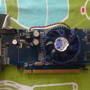 Κάρτα Γραφικών Sapphire ATI Radeon X1550 256MB DDR2 DVI VGA PCIE