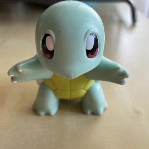 Nintendo Stamped Pokemon Figure Squirtle (1999)