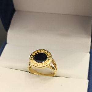 μονοπετρο δαχτυλίδι BVLGARY 18K