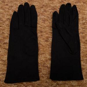 Γυναικεία υφασμάτινα γάντια καινούργια